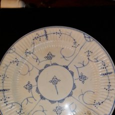 Antigüedades: PLATO DE VILLEROY BOCH. Lote 130713403