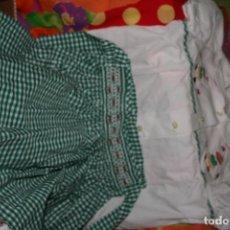 Antigüedades: VESTIDO INFANTIL NIÑA MARCA PRENATAL CONJUNTO 4 AÑOS . Lote 130770316
