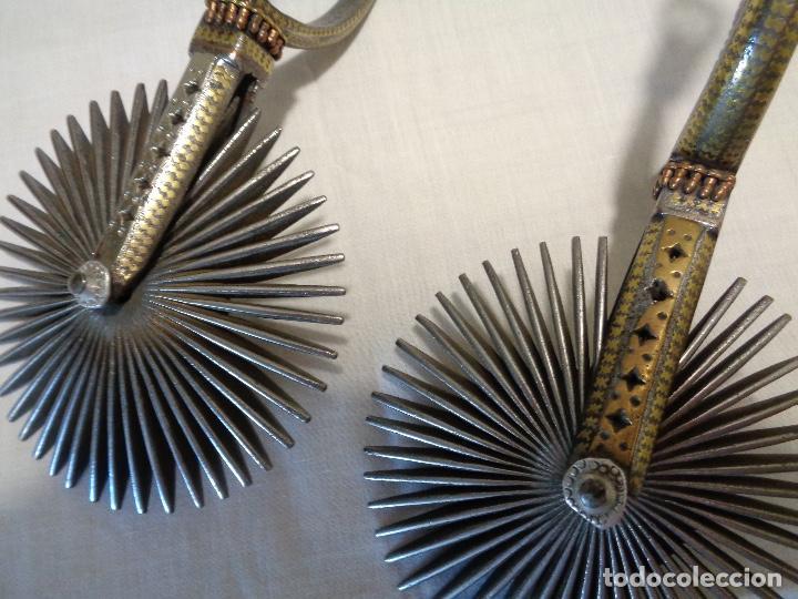 Antigüedades: espuelas argentinas siglo XIX - Foto 4 - 130779880