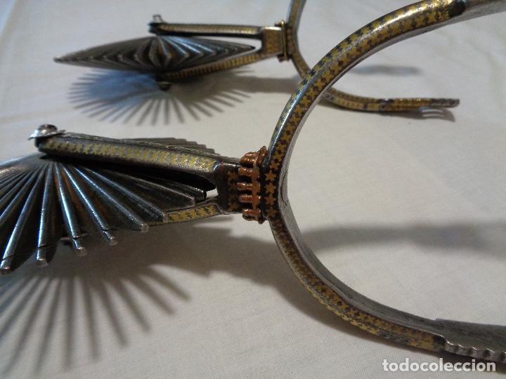 Antigüedades: espuelas argentinas siglo XIX - Foto 5 - 130779880