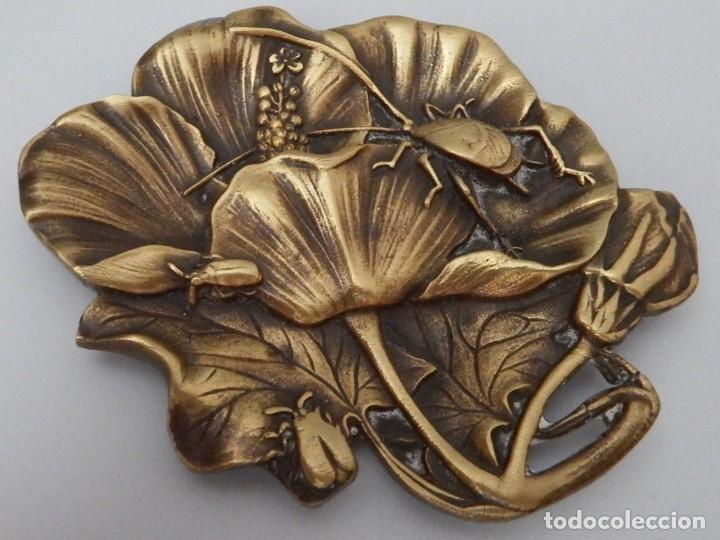 Antigüedades: DESPOJADOR EN BRONCE - Foto 2 - 130789540