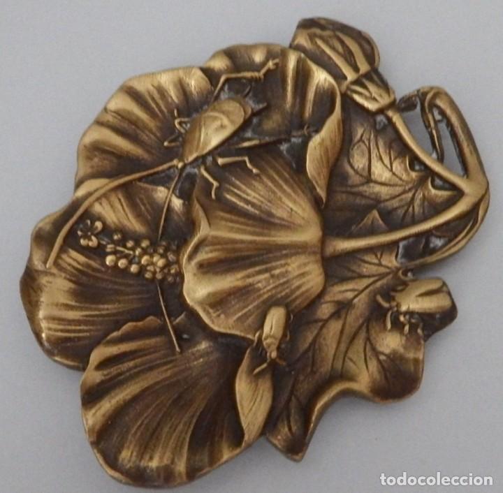 Antigüedades: DESPOJADOR EN BRONCE - Foto 3 - 130789540