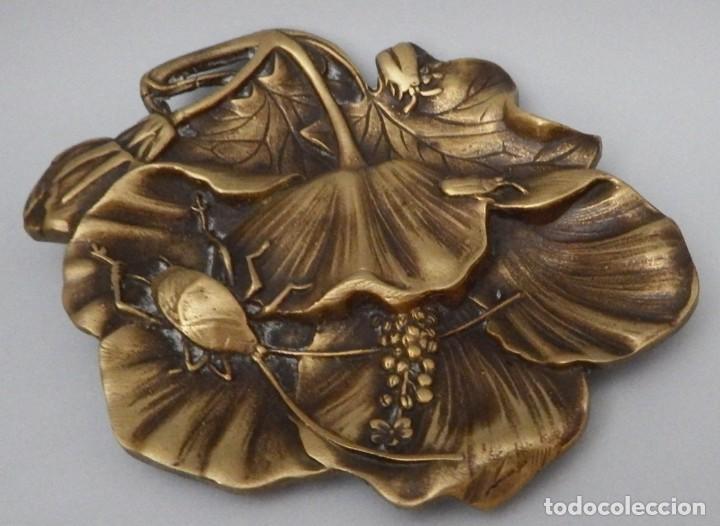 Antigüedades: DESPOJADOR EN BRONCE - Foto 8 - 130789540