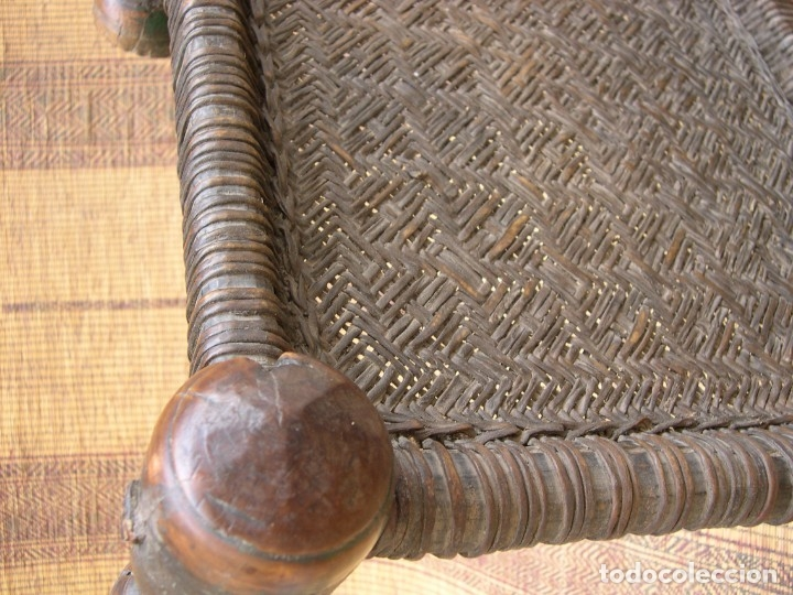 Antigüedades: ANTIGUA SILLA AFGANISTAN - Foto 6 - 130796824