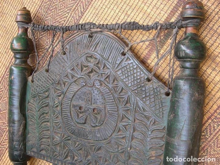 Antigüedades: ANTIGUA SILLA AFGANISTAN - Foto 7 - 130796824