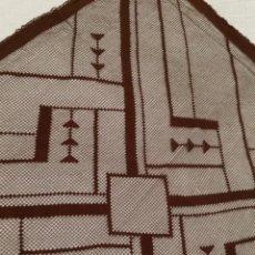 Antigüedades: MANTEL DE RED ART DECO. Lote 130857444