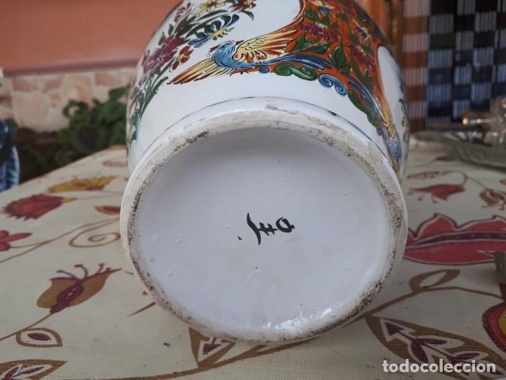 Antigüedades: precioso jarron chino - Foto 3 - 130875860