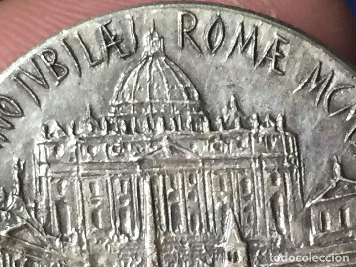 PRECIOSA MEDALLA ROMA VATICANO AÑO SANTO JUBILEO 1975 UT UNUM SINT 35MM (Antigüedades - Religiosas - Medallas Antiguas)