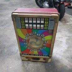 Antigüedades - Antiga Slot Machine anos 60 - 130934928