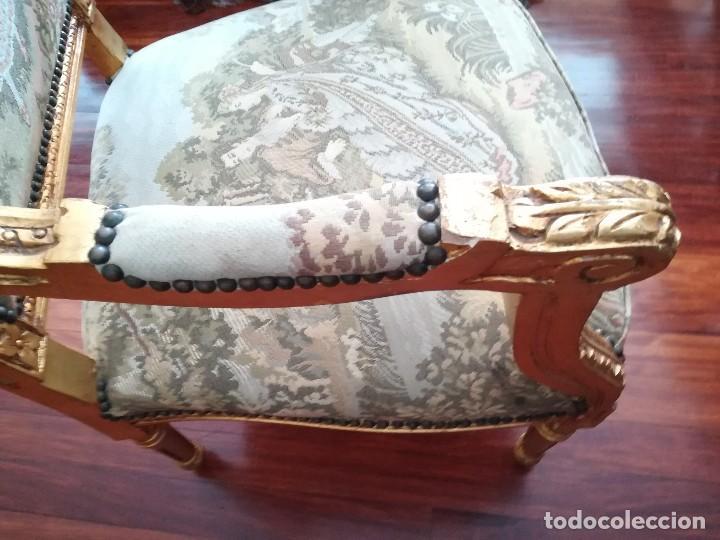 Antigüedades: Sillón- butaca - Foto 13 - 127968111