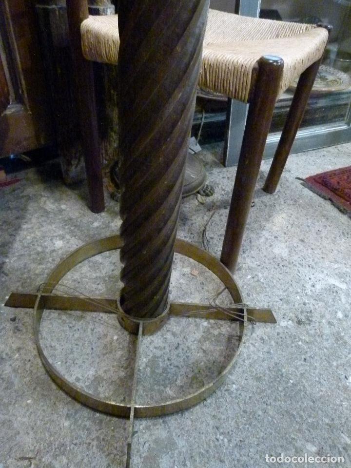 Antigüedades: LAMPARA DE PIE - Foto 2 - 130966904