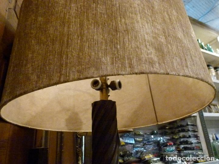 Antigüedades: LAMPARA DE PIE - Foto 3 - 130966904