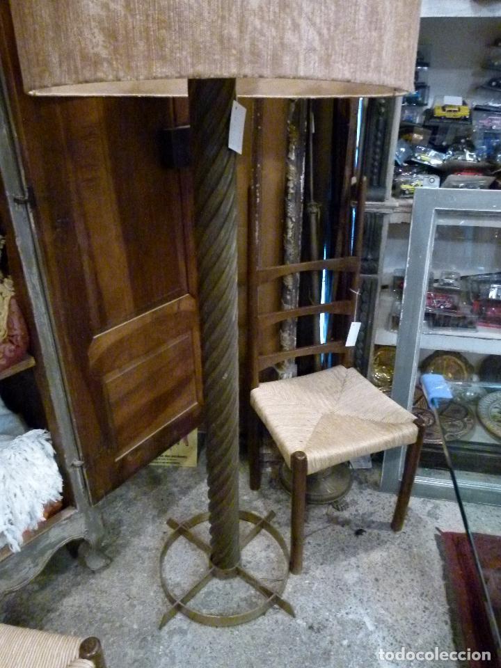 LAMPARA DE PIE (Antigüedades - Iluminación - Lámparas Antiguas)
