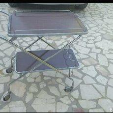 Antigüedades: CARRITO COCINERA. Lote 131013683