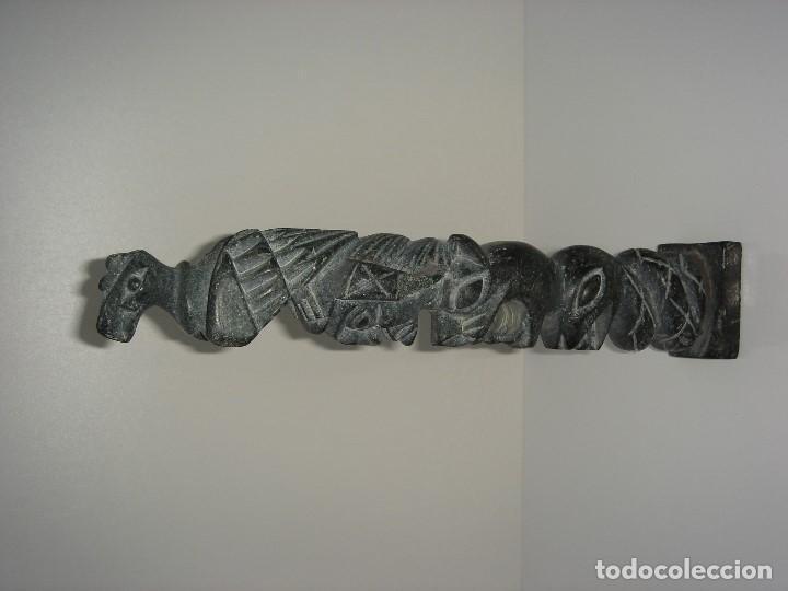 Antigüedades: ANTIGUO TOTEM CULTURA INCA MAYA - Foto 8 - 131045712