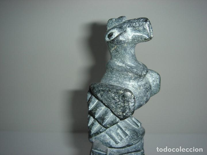 Antigüedades: ANTIGUO TOTEM CULTURA INCA MAYA - Foto 9 - 131045712