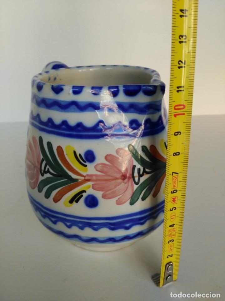 Antigüedades: Jarra de cerámica de Puente del Arzobispo - Foto 2 - 131100668