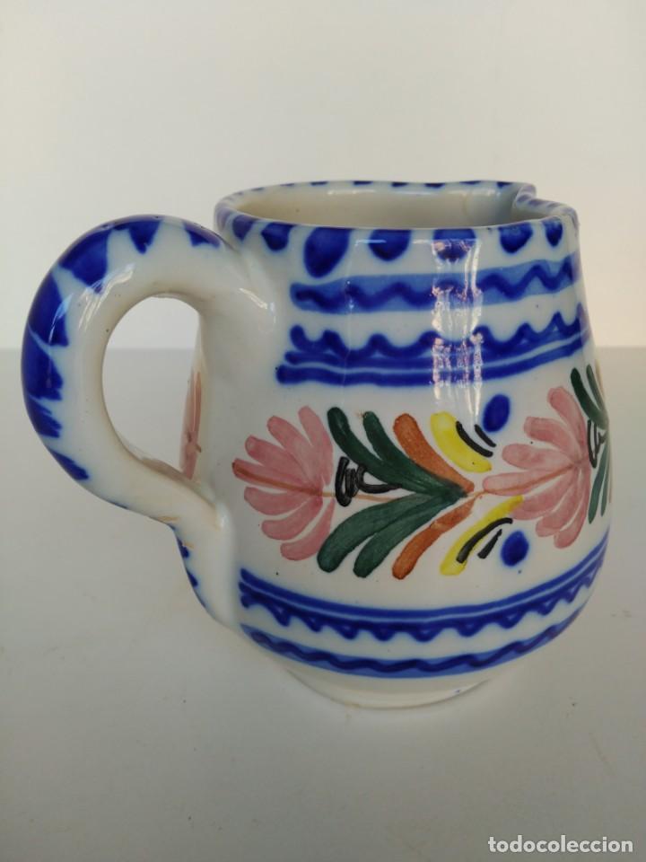 Antigüedades: Jarra de cerámica de Puente del Arzobispo - Foto 3 - 131100668