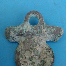 Antigüedades: ASA CALDERO ROMANA. Lote 131107736