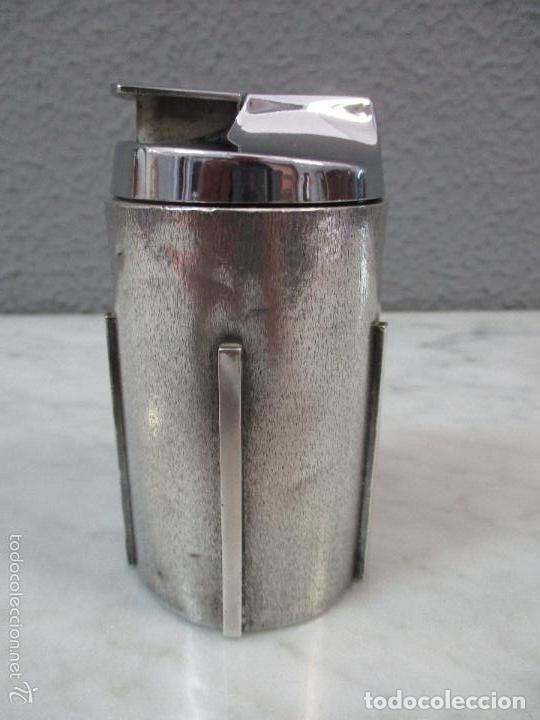 Antigüedades: Mechero Ronson de plata - Foto 5 - 131109628
