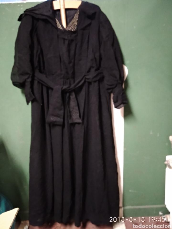 VESTIDO PPIO XX (Antigüedades - Moda y Complementos - Mujer)