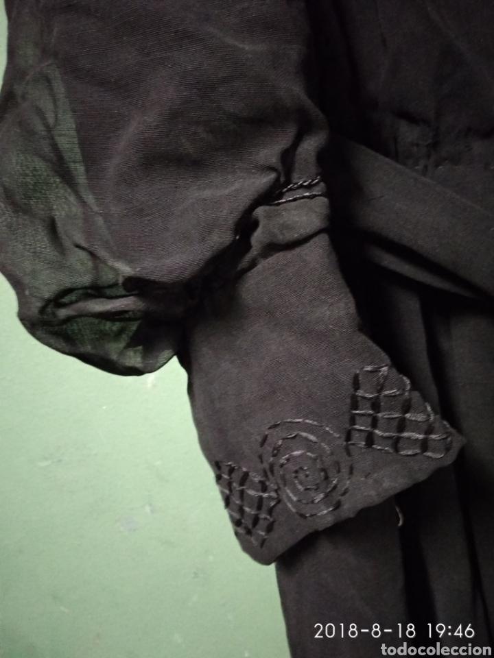 Antigüedades: Vestido ppio XX - Foto 5 - 131118096
