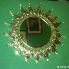 Antigüedades: ESPEJO SOL . Lote 131125552
