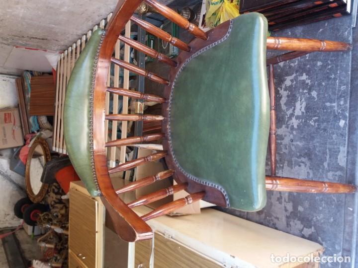 Antigüedades: silla antigua ver - Foto 2 - 131138436