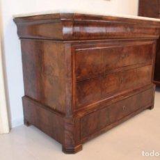 Antigüedades: CASSETTONE CARLO X, 1825 1835, FACTURA NAPOLITANA. Lote 131143652