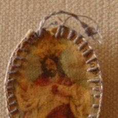 Antigüedades: ANTIGUO DETENTE, SAGRADO CORAZON 4,5 CMT.. Lote 131146640