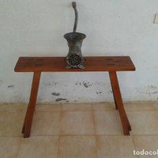 Antigüedades: MAQUINA ANTIGUA MATANZA PARA PICAR CARNE. Lote 131260379