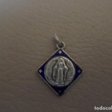 Antigüedades: MEDALLA VIRGEN PS MARY MEDIATRIY. Lote 131297731
