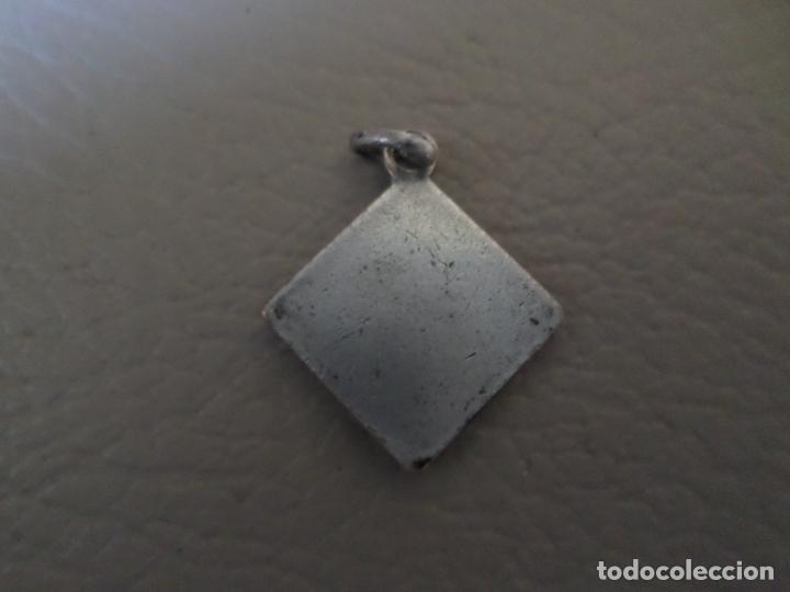 Antigüedades: MEDALLA VIRGEN PS MARY MEDIATRIY - Foto 2 - 131297731