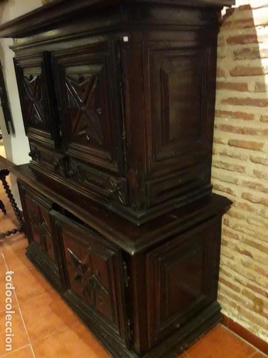 Antigüedades: Armario alacena - Foto 6 - 130975304