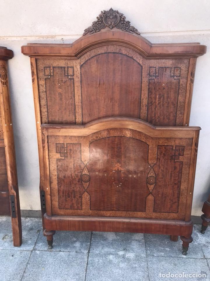 CAMA (Antigüedades - Muebles Antiguos - Camas Antiguas)