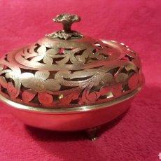 Antigüedades: CAJA-JOYERO DE PLATA. Lote 131386505