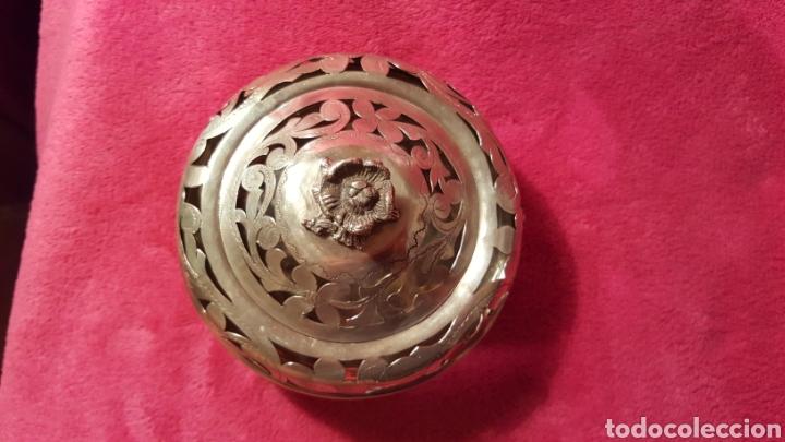 Antigüedades: CAJA-JOYERO DE PLATA - Foto 2 - 131386505