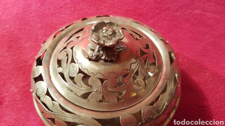 Antigüedades: CAJA-JOYERO DE PLATA - Foto 8 - 131386505