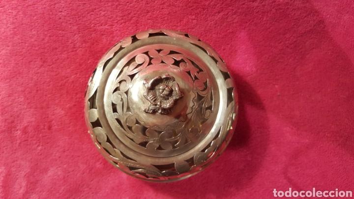 Antigüedades: CAJA-JOYERO DE PLATA - Foto 10 - 131386505