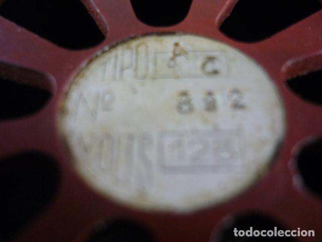 Antigüedades: Batidora Berrens 125V - Tipo AC - Nº892 - Funciona - Foto 7 - 131388702