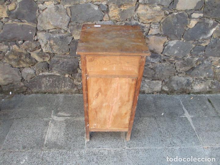Antigüedades: Antigua Mesita - Isabelina - S. XIX - Foto 5 - 131396166