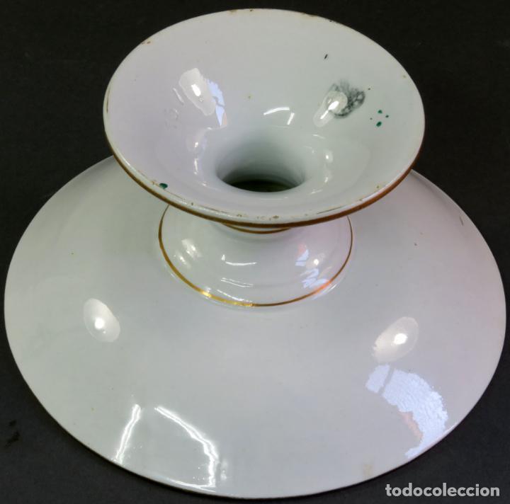 Antigüedades: Frutero en cerámica Pickman La cartuja hacia 1930 - Foto 4 - 131421538