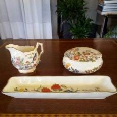 Antigüedades - Juego porcelana Aynsley - 131443381