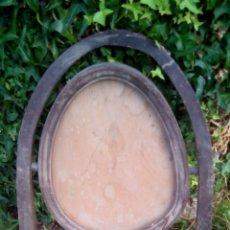 Antigüedades: MARCO DE ESPEJO DEL SIGLO XLX. Lote 131509507