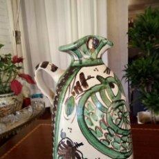 Antigüedades: JARRA CERÁMICA ESPAÑOLA. Lote 131519841