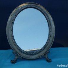 Antigüedades: PRECIOSO ESPEJO DE TOCADOR. Lote 131532714
