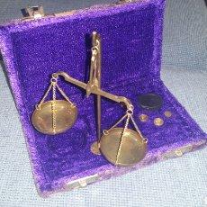 Antigüedades - Mini balanza antigua - 131570449