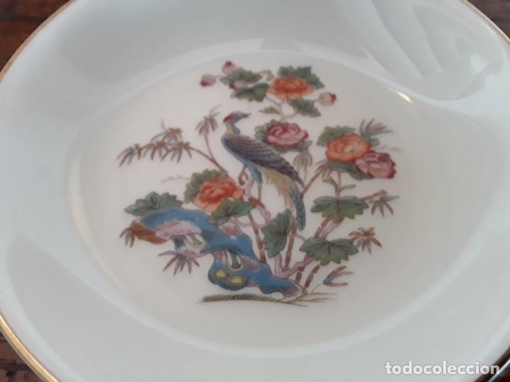 Antigüedades: Platito porcelana inglesa Wedgwood - Foto 2 - 132079062