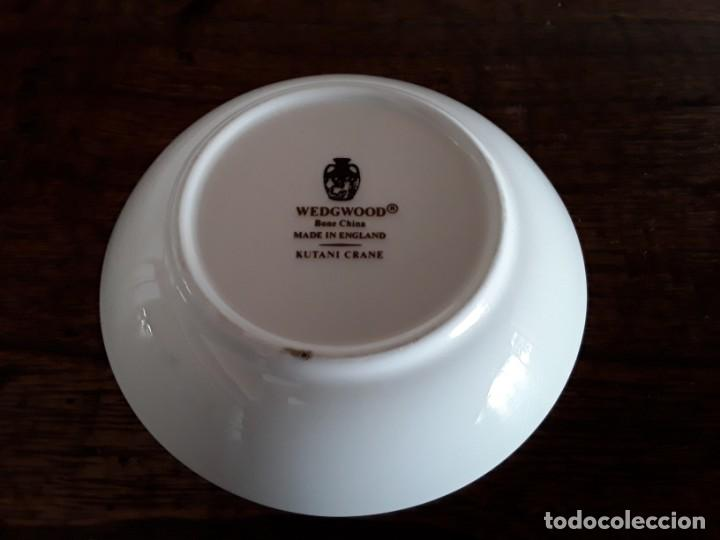 Antigüedades: Platito porcelana inglesa Wedgwood - Foto 3 - 132079062