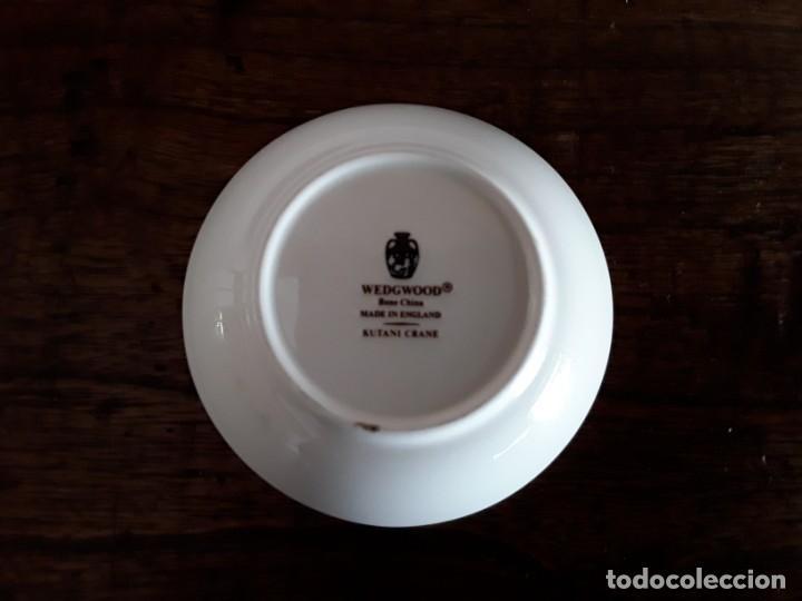 Antigüedades: Platito porcelana inglesa Wedgwood - Foto 4 - 132079062